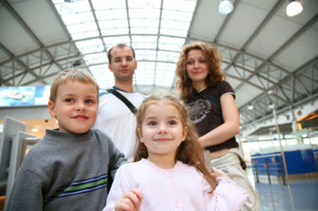 tips for traveling with autistic children