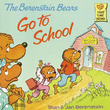 Stan and Jan Berenstain Bears