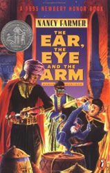 the ear, the eye an the arm nancy farmer