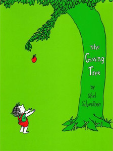 Shel Silverstein The Giving Tree read aloud