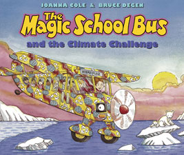 Joanna Cole The Magic Schoolbus