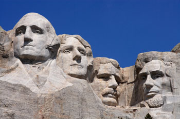 Mt. Rushmore Mount Rushmore American history American presidents field trip