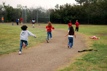 phys ed PE kids exercise childhood obesity