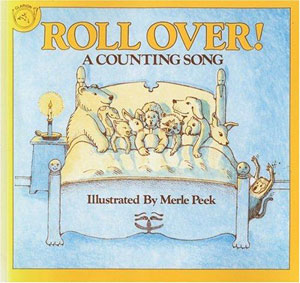 Roll Over illustrated by Merle Peek