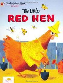 the little red hen folk tale read aloud story
