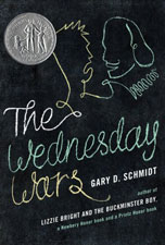 Gary Schmidt The Wednesday Wars